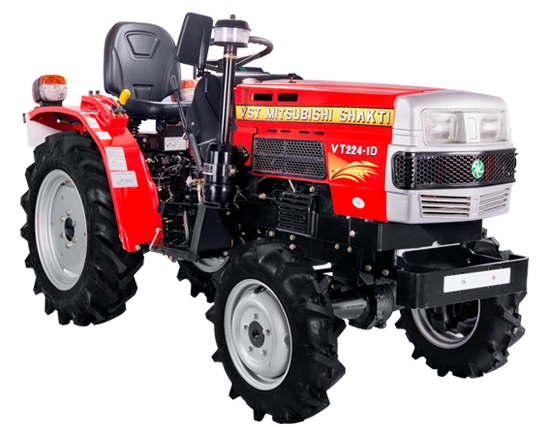 Vst shakti Tractor VT 224 -1D Price, Feature, Specification, Review Video. VST Shakti VT 224 -1D Tractor On-road Price in India