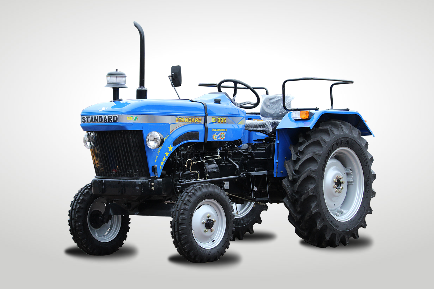 Standard DI 335 Tractor Price, Feature, Specification, Review Video. Standard DI 335 Tractor On-road Price in India