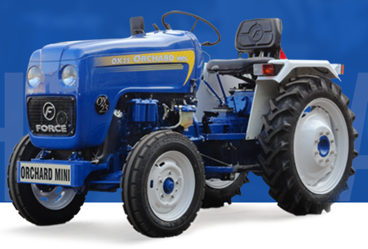 Force Orchard Mini Tractor Price in India. Force Orchard Mini Tractor Video Reviews, Features, Specification