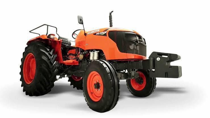 Kubota MU5501 4WD Tractor Price in India. Kubota MU5501 4WD Tractor Video Reviews, Features, Specification