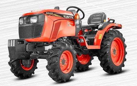 Kubota Neostar B2441 4WD Tractor Price in India. Kubota Neostar B2441 4WD Tractor Video Reviews, Features, Specification
