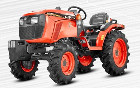 Kubota Neostar B2441 4WD Tractor Price in India. Kubota Neostar B2441 4WD Tractor Video Reviews, Features, Specification