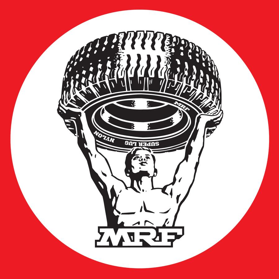 MRF Brand Logo