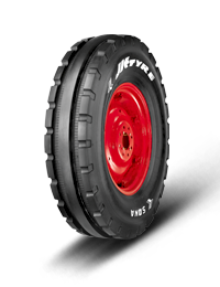 jk tyre  SONA TRACTOR FRONT   High Mileage 3 RIB Pattern